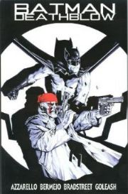 Batman Deathblow Comics After The Fire